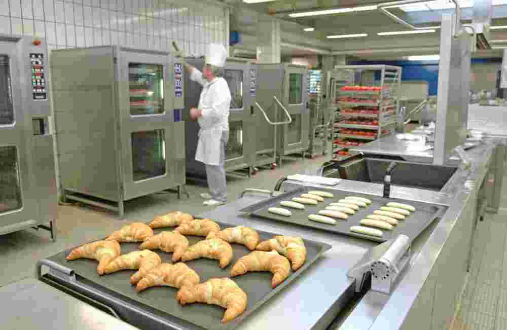 Commercial Bakery Kitchen Design