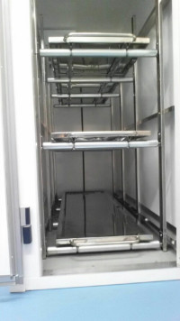 Stainless Steel Furniture fabrication for a Mosque in Luton